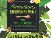 ANIMATIONS NATURE : « INITIATION AU DESIGN EN PERMACULTURE »