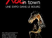 EXPOSITION DES SCULPTURES - ROL IN TOWN