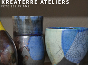 EXPOSITION KREATERRE ATELIERS