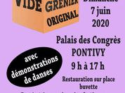VIDE-GRENIERS ORIGINAL DES 1001 DANSES