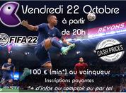 EGAME BREIZH : TOURNOI FIFA 22