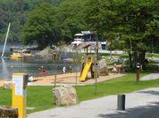 Camping Merlin les pieds dans l'eau - Lac de Guerlédan - Saint-Aignan - Camping Merlin les pieds dans l'eau - Lac de Guerlédan - Saint-Aignan